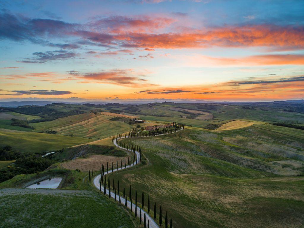 tuscany itinerary