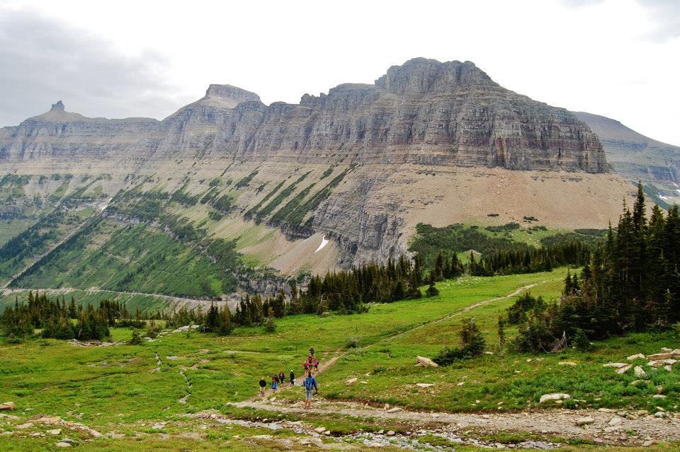 Hiking the Highline Trail: Glacier National Park