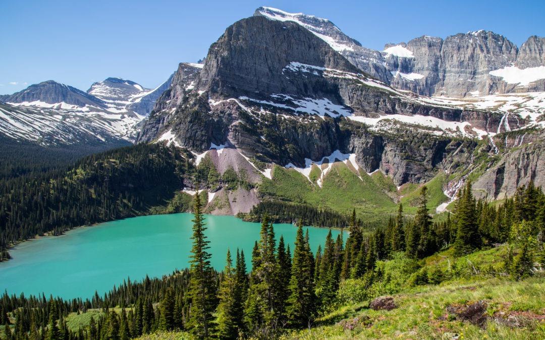 Glacier National Park Itinerary Pink Caddy Travelogue