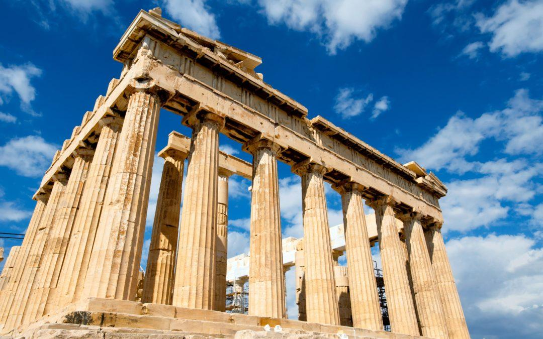 One Week in Greece Itinerary
