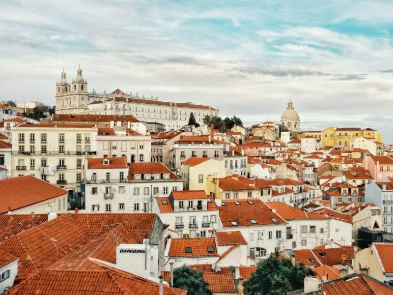 One Day in Lisbon Itinerary - Pink Caddy Travelogue
