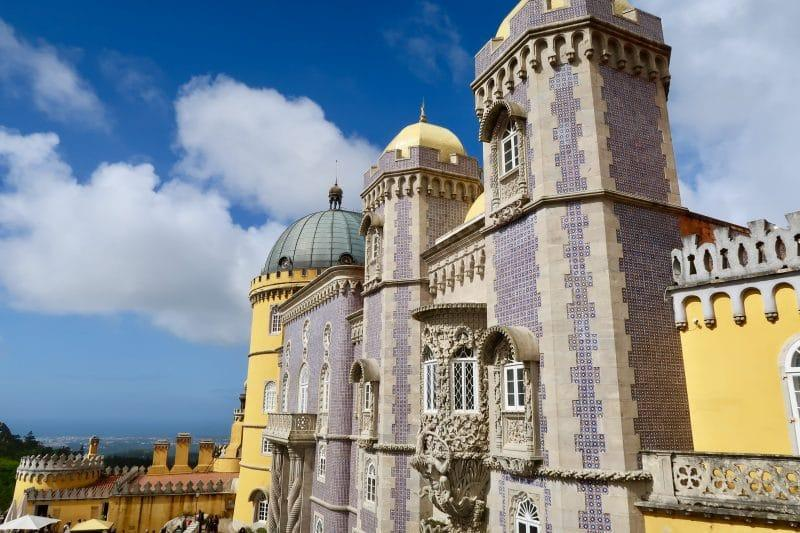 Sintra Day Trip: How to Beat the Crowds - Pink Caddy Travelogue