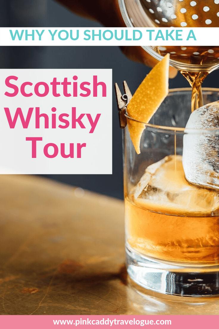 Scottish Whisky Tour: Ben Nevis Distillery - Pink Caddy Travelogue