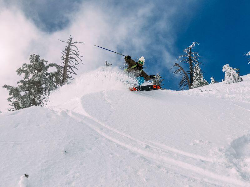 ski resorts near DC